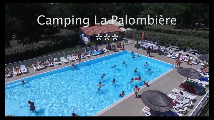 Camping La Palombiere  toiles A La Palmyre Les Mathes Entre Royan